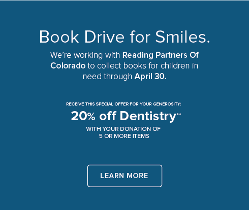 Reading Partners for Colorado - Aurora Village Dental Group