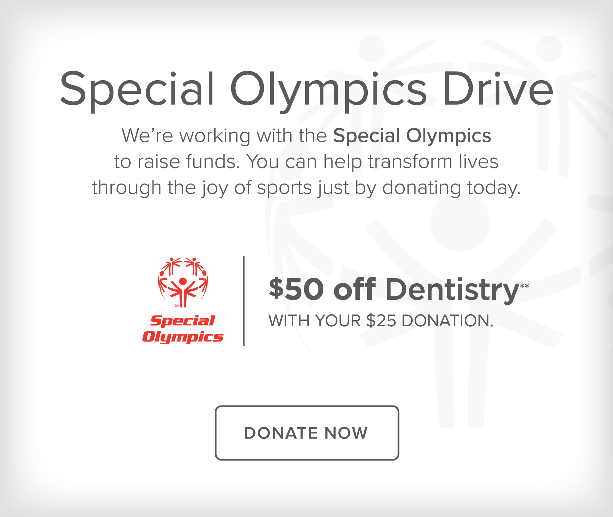 Special Olympics Drive - Aurora Village Dental Group